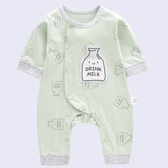 Drink Milk Bodysuit - Your Baby's Closet