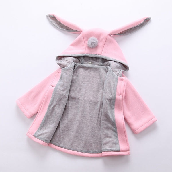 Very Bunny Coat - Your Baby's Closet