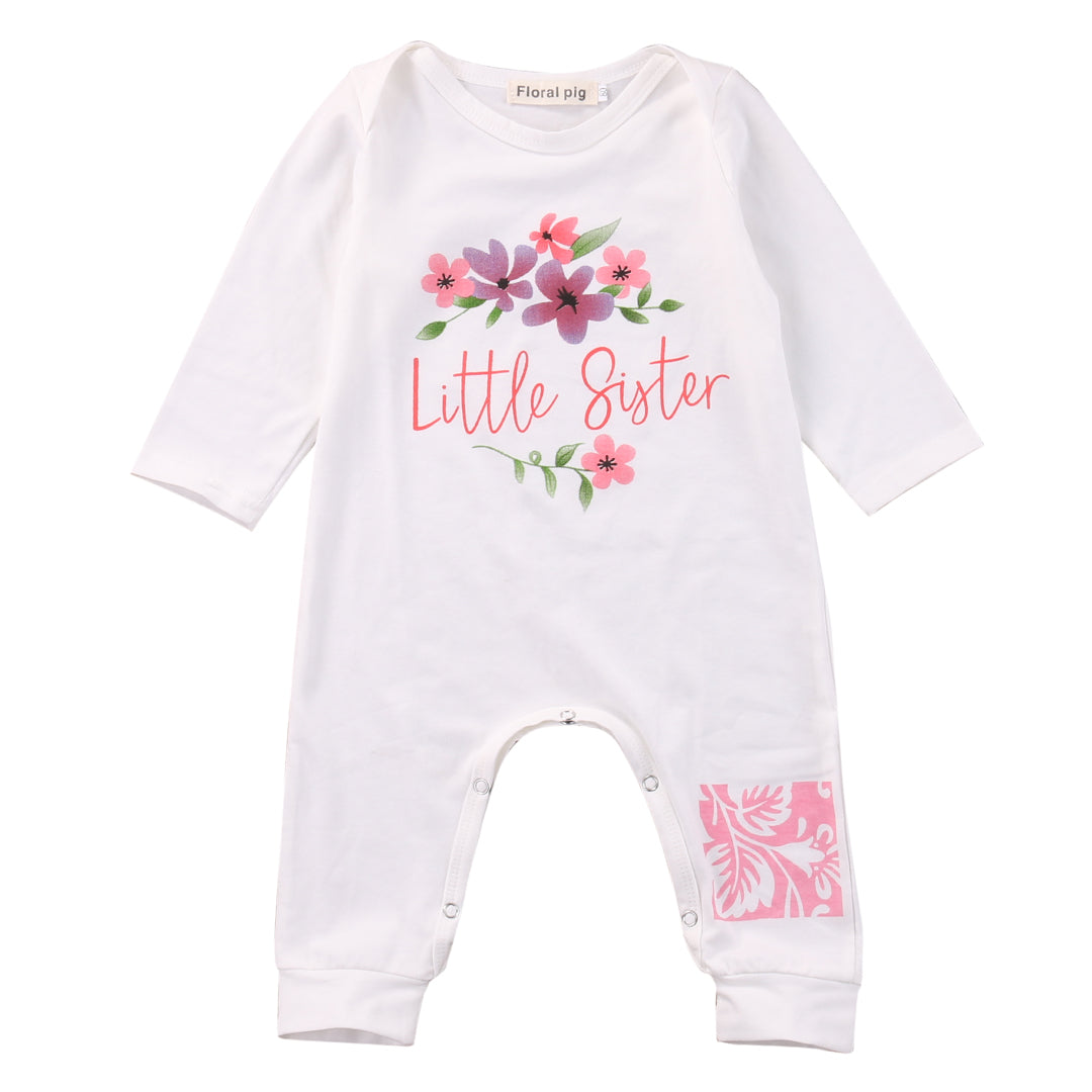 Little Sister Jumpsuit - Your Baby's Closet