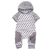 Cute Hooded Jumpsuit - Your Baby's Closet