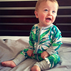 Bamboo Jumpsuit - Your Baby's Closet