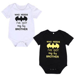 Brother Romper - Your Baby's Closet