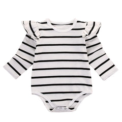 Striped Romper - Your Baby's Closet