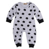 Dot Jumpsuit - Your Baby's Closet