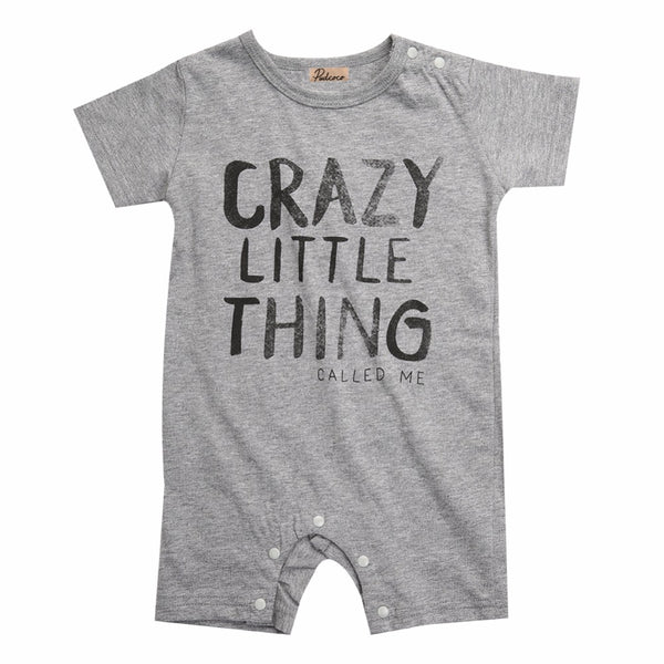 Crazy Little Thing Jumpsuit - Your Baby's Closet