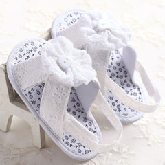 Soft Lace Shoes - Your Baby's Closet