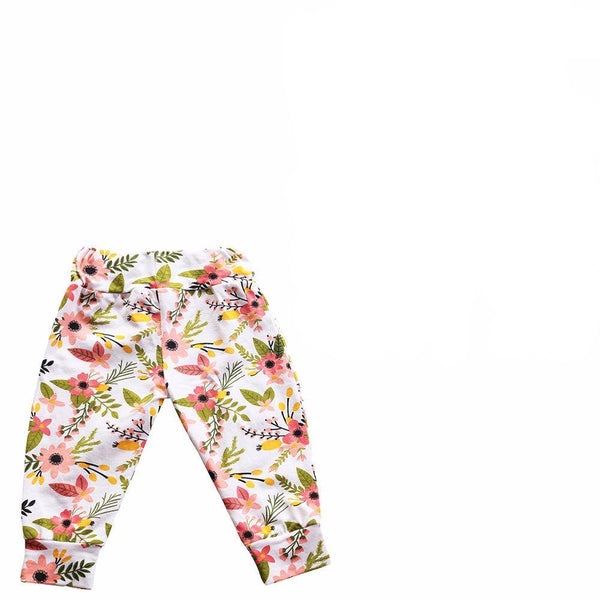 Floral Pant - Your Baby's Closet