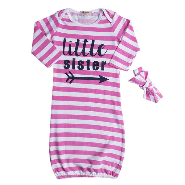 Little Sister&Brother Sleepwear Set - Your Baby's Closet