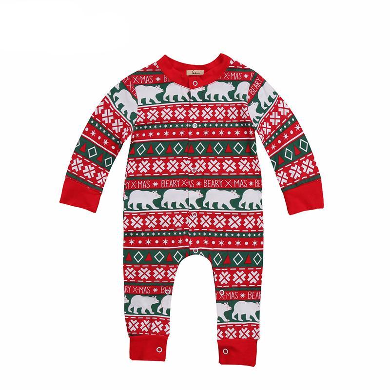 Christmas Jumpsuit - Your Baby's Closet