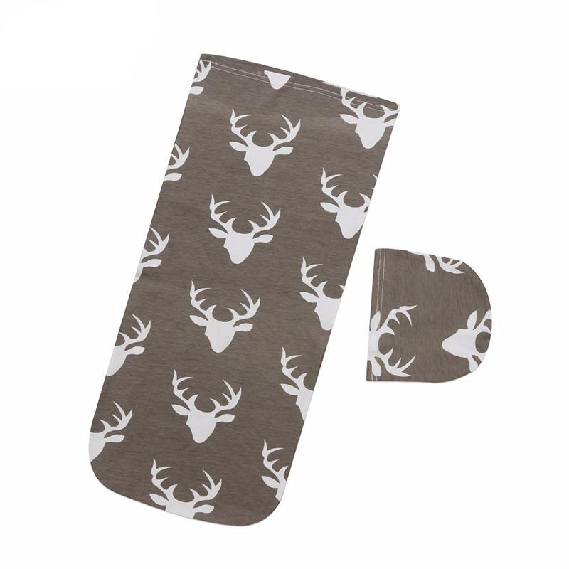 Deer Sleeping Blanket Set - Your Baby's Closet