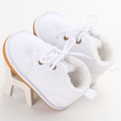 Warm Fur Shoes - Your Baby's Closet