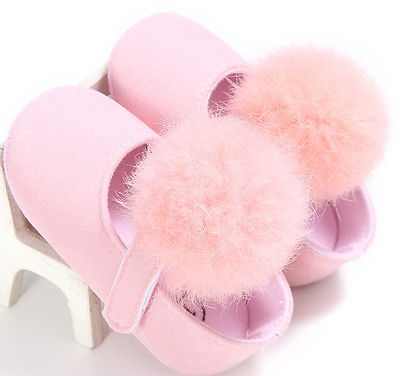 Fur Ball Shoes - Your Baby's Closet