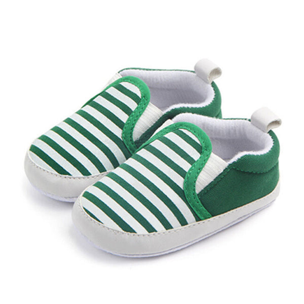 Striped Shoes - Your Baby's Closet