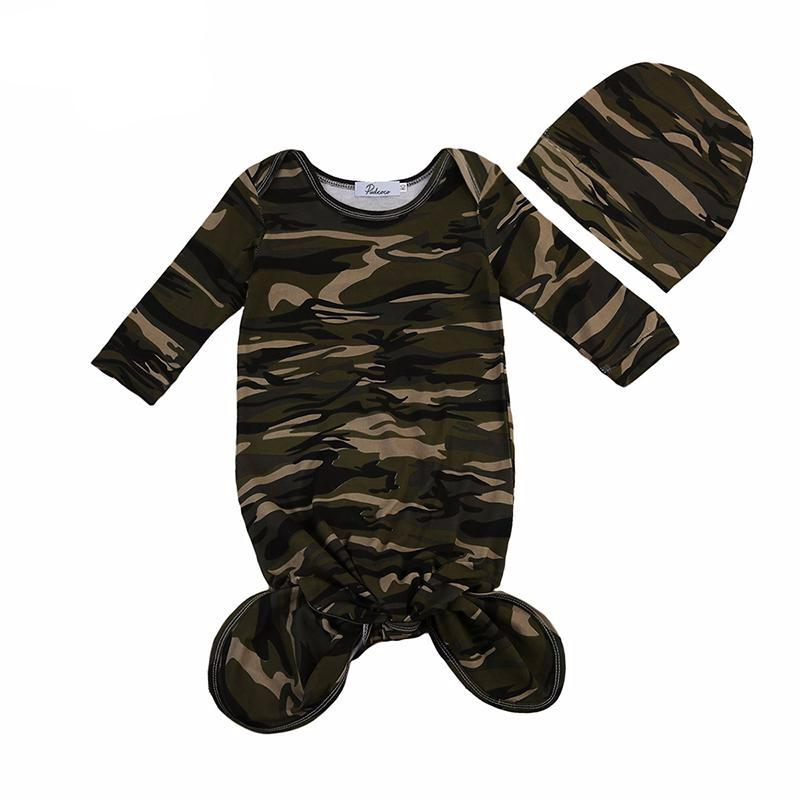 Camouflage Sleeping Set - Your Baby's Closet
