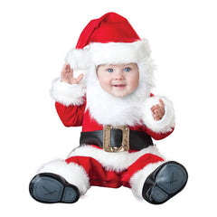 2018 Baby Rompers Newborn Clothes Animal Pirate Dinosaur Penguin Santa Claus Carnival Christmas Elf Halloween Costume for Kids - Your Baby's Closet