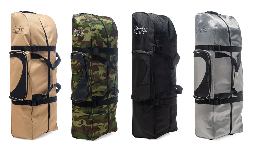 New DK Golf Bike Travel Bag Colors Available Now