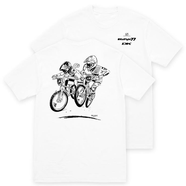 DK Bicycles #KAIFIGHT77 Benefit T-Shirt