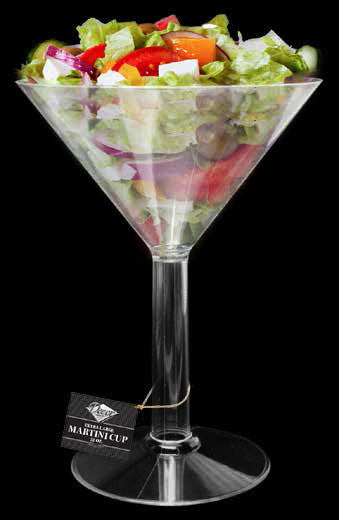 XL Martini Cup 31oz - Royalty Settings