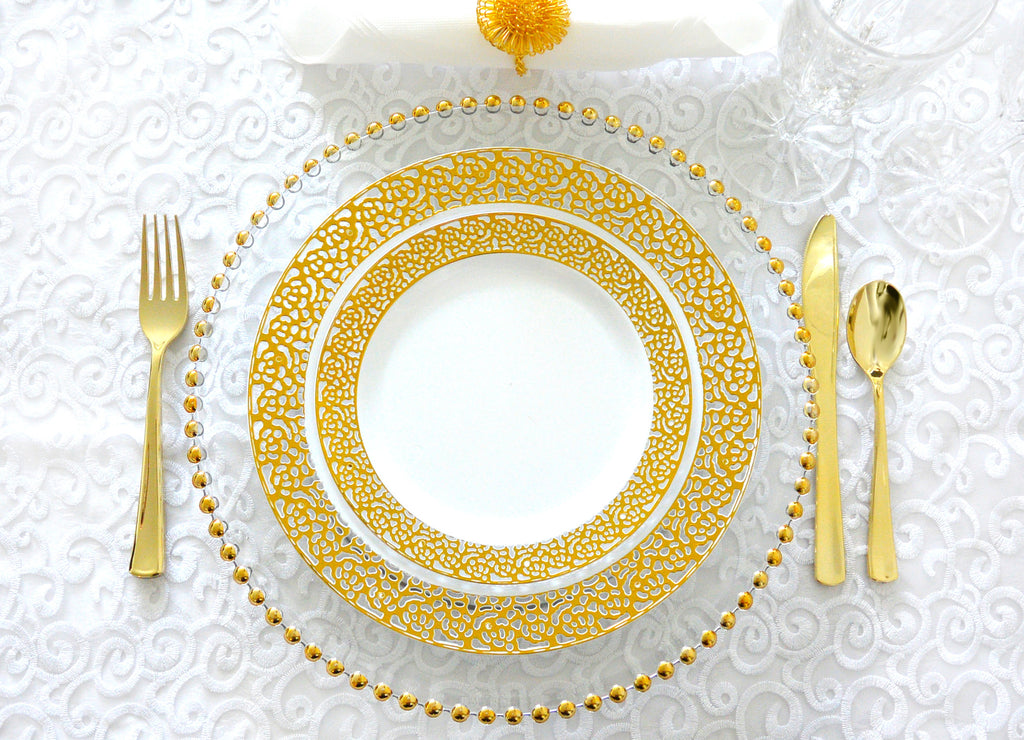 Inspiration Collection Gold Party Package - Royalty Settings