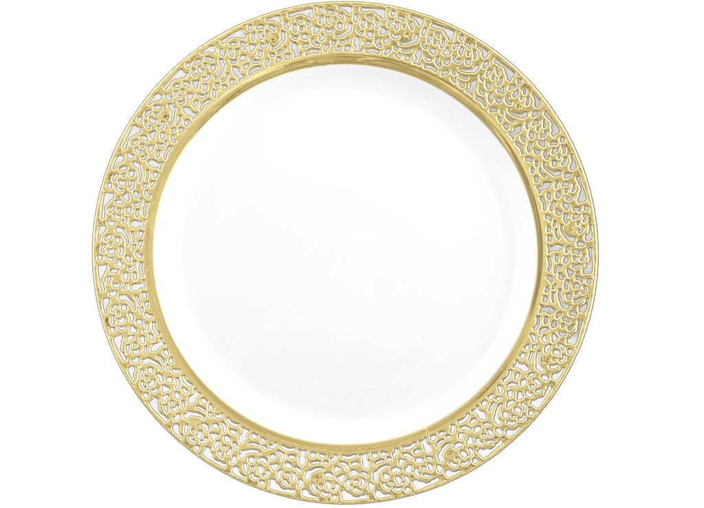 Inspiration Tableware Collection Gold - Royalty Settings