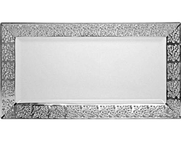 Inspiration Silver Serving Tray - Pack of 2 - Royalty Settings