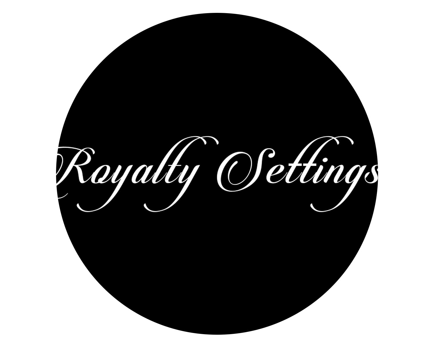 Royalty Settings