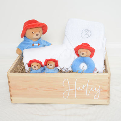 Winnie the Pooh & Paddington Bear Baby Hampers UK