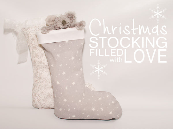 New Baby Christmas Stocking