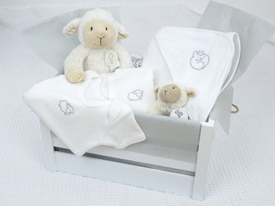 Little Lamb Baby Hamper (Unisex)