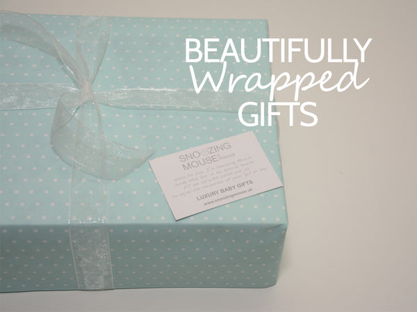 Gift Wrapped Baby Gift