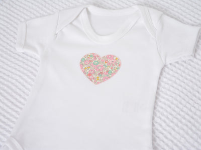 Liberty London Heart Bodysuit