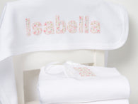 Reduced Personalised Baby Blankets