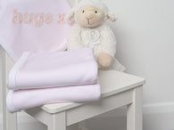 Hugs Baby Girl Blanket