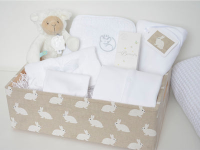 Unisex Rabbit Baby Hamper
