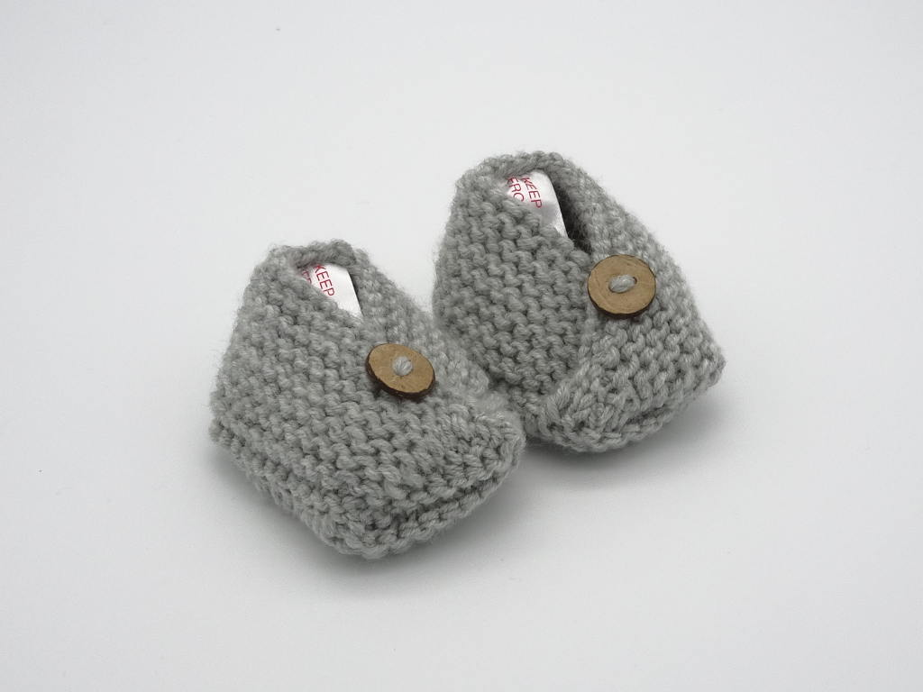 Merino Wool Fortune Cookie Shoes
