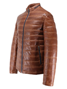 Men's leather jacket | ANTON | Sly & Co