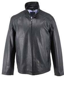 Black leather jacket Dolci | Sly & Co