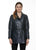 Long leather women's Jacket FOREVER | Sly & Co