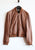 Sample women's leather jacket | SANDRA | Sly & Co