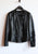 Sample women's leather jacket | ROSE | Sly & Co