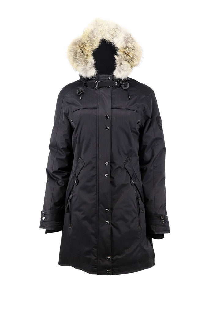 Women's winter coat SNOW by Ookpik World sold on OokpikWorld.ca