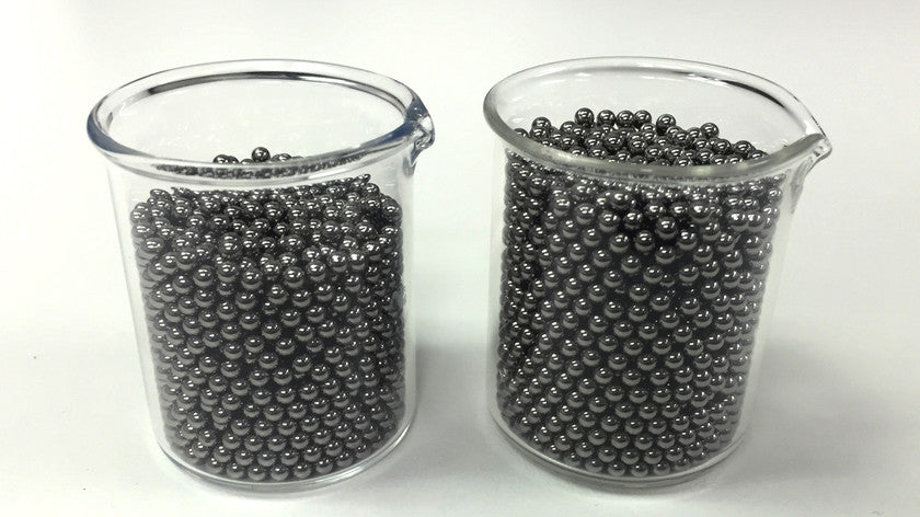 Lead Free Bismuth Based Spheres