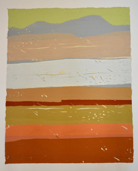Modern Abstract, Serigraph