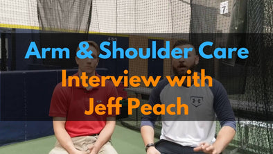 Arm and Shoulder Care - Interview with Jeff Peach