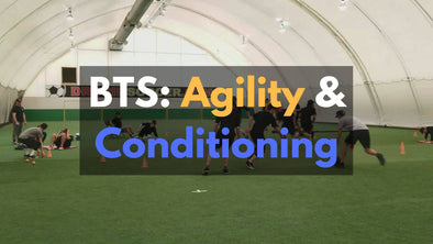 BTS: Agility & Conditioning for Baseball