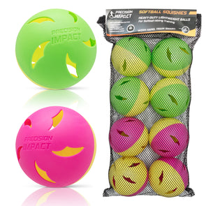 Softball Squishies (8-Pack)