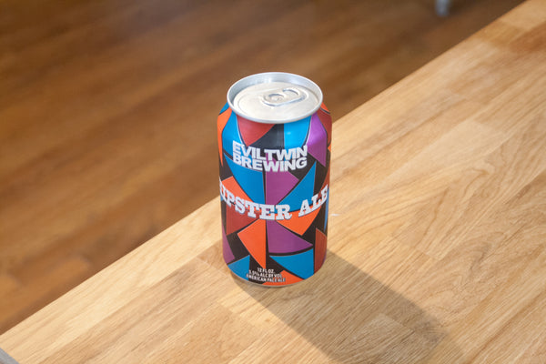 Hipster Ale - When Great Beer Meets Great Design
