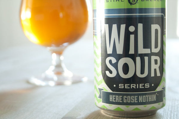 "Here GOSE Nothin' – Destihl Brewery's ""Wild Sour"" Series"