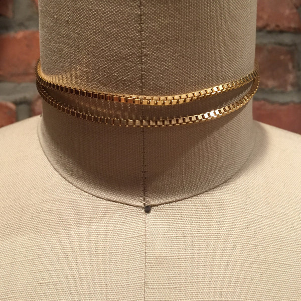 the standard east choker stack