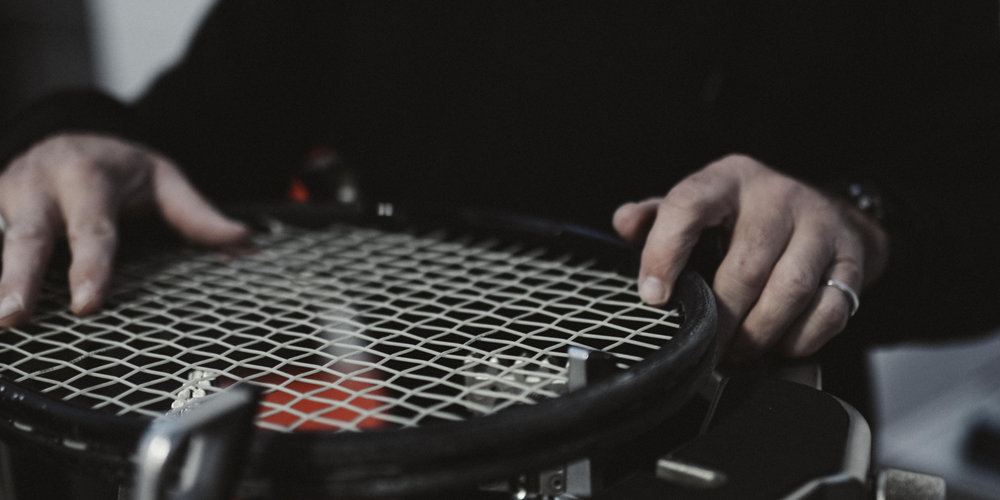 tennis giant free racquet stringing service